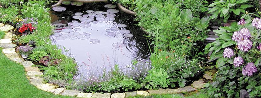 Gfk gartenteiche und springbrunnen kruk gartenteiche und for Garten teiche